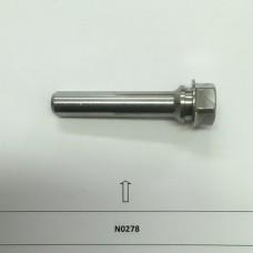 направляющая суппорта N0278